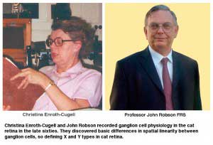 Enroth-Cugell-Robson